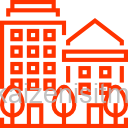 icon - buildings - Kaizen heat tracing systems