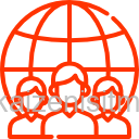 icon - team global - Kaizen heat tracing systems